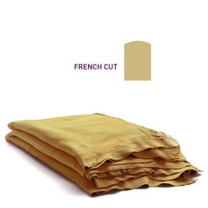 Chamois-french cut